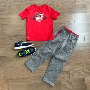 Boy's outfit size 5/6